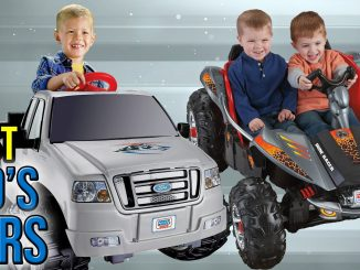 10 Best Kid's Cars 2017