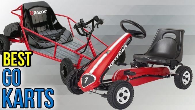 8 Best Go Karts 2017