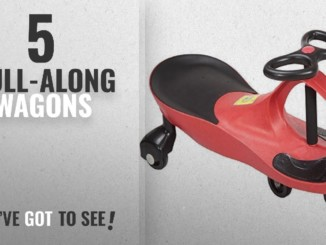 Top 10 Pull-Along Wagons [2018]: Rexco Swing Car Ride On Swi...