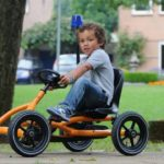 Berg Toys Junior Buddy Orange | Best Pedal Go Kart Reviews f…