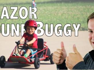 Razor Dune Buggy Review - Best Go Kart for Kids 2017