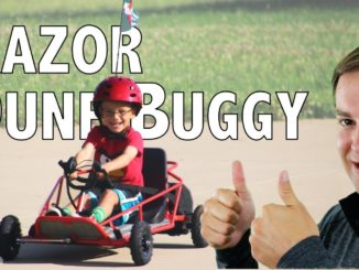 Razor Dune Buggy Review - Best Go Kart for Kids 2017