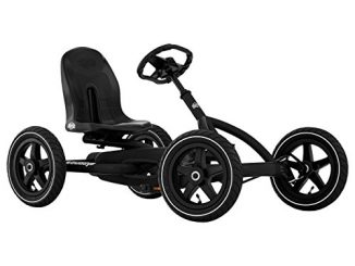 Berg Buddy Pedal Go Kart - Black Edition