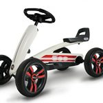 Berg Pedal Go Kart – Buzzy Fiat 500