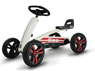 Berg Pedal Go Kart - Buzzy Fiat 500
