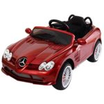 Costzon Kids Ride On Car, 12V Licensed Mercedes Benz R199, E…