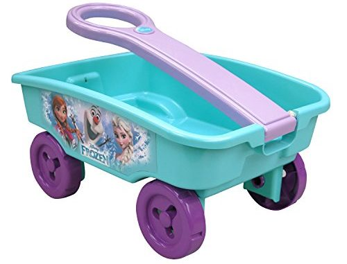 Frozen Eternal Winter Pull Along Wagon