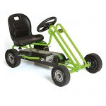 Hauck Lightning Pedal Go-Kart – Race Green