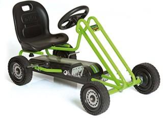 Hauck Lightning Pedal Go-Kart - Race Green