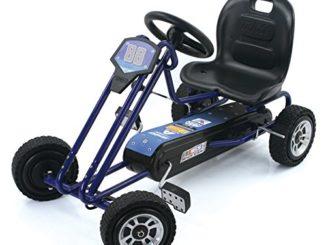 Hauck Nascar Lightning Go Kart