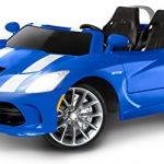 Kid Trax Dodge Viper SRT 12V Ride On