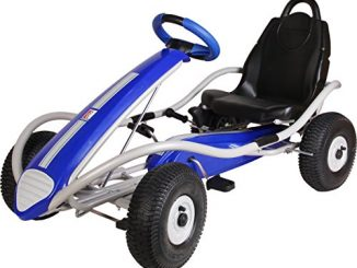 Kiddi-o by Kettler Dakar Racer S Pedal Car/Go Kart, Youth Ag...
