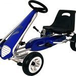 Kiddi-o by Kettler Pole Position Racer Pedal Car/Go Kart, Yo…