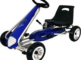 Kiddi-o by Kettler Pole Position Racer Pedal Car/Go Kart, Yo...