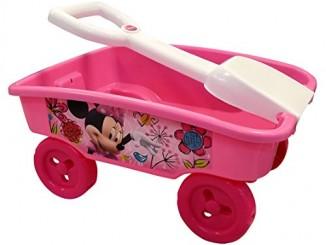 Minnie Disney Minnie Mouse Shovel Wagon Ride On