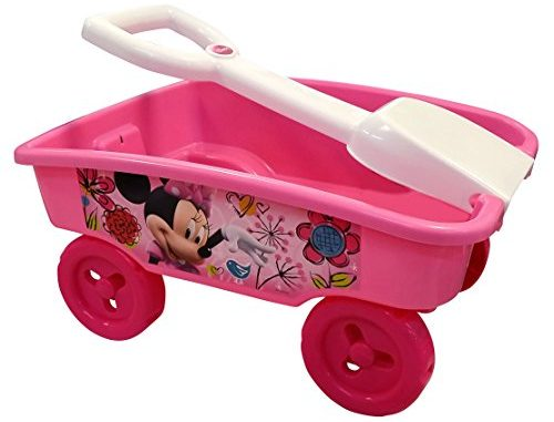 Minnie Disney Minnie Mouse Shovel Wagon Ride On
