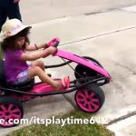 Outdoor Fun with Kettler Sport Kid Racer Pedal Car & Cars Ma…