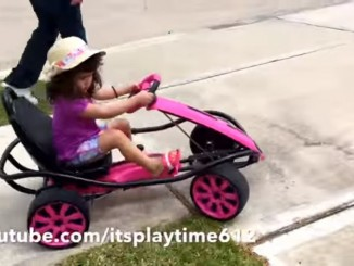 Outdoor Fun with Kettler Sport Kid Racer Pedal Car & Cars Ma...