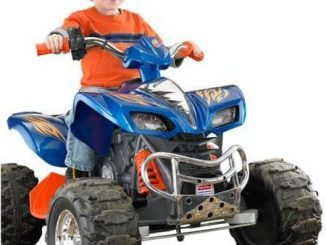 Power Wheels Hot Wheels Kawasaki KFX
