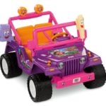 Power Wheels Nickelodeon Dora the Explorer, Jeep Wrangler