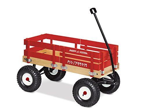 Radio Flyer All-Terrain Cargo Wagon Ride On