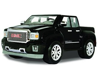 Rollplay GMC Sierra Denali 12-Volt Battery-Powered Ride-On, ...