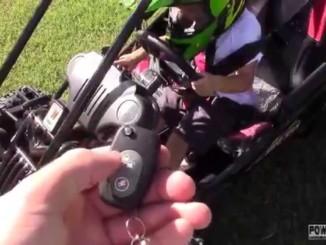 Kids Go Kart: TrailMaster Mini XRX Go Kart Buggy