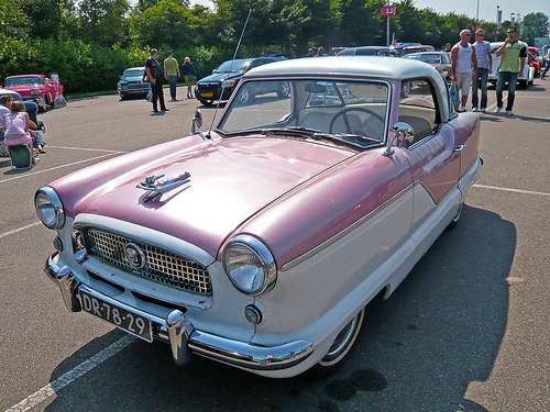 Metropolitan 562 1500 Hardtop  Series III (NK3) 1956