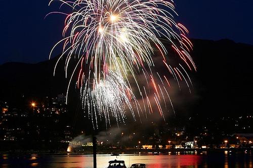 Canada Day celebrations around BC