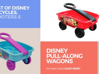 Disney Pull-Along Wagons Best Of Disney Tricycles, Scooters ...