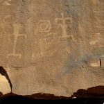 Montezuma Canyon rock art