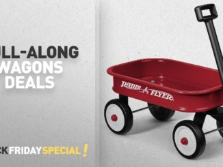 Min 30% Off - Pull-Along Wagons Deals // Amazon Black Friday...
