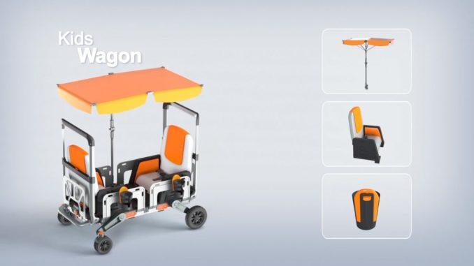 EROVR: Kids Wagon Mode