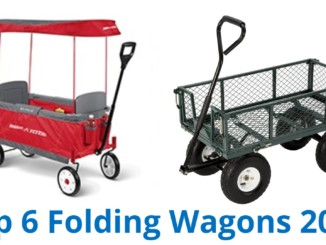 6 Best Folding Wagons 2016