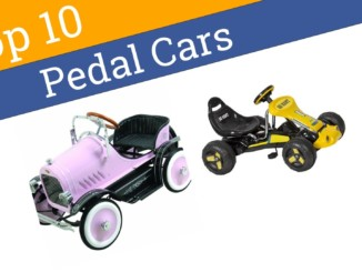 10 Best Pedal Cars 2015