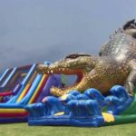 An Inflatable Bounce House – The World's Best…