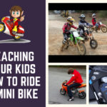 Teaching Your Kids How to Ride a Mini Bike Safely…