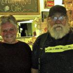 Linda & Stacey At The Klamath River Cafe