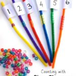 5 Great Craft Ideas For Kids And Number Beads