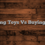 Renting Toys Vs Purchasing Toys
