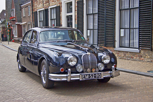 Jaguar Mark II - 3.4 LITRE 1965 (4609)